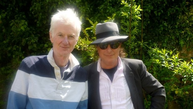 Peter Hammill and Gary Lucas