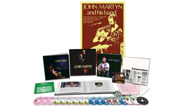 John Martyn ~ 18 Disc Box Set