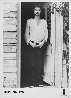 John Martyn ~ photo from archives
