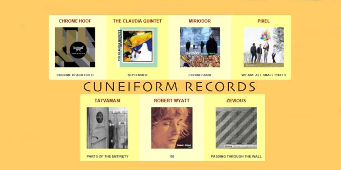 Cunieform Records