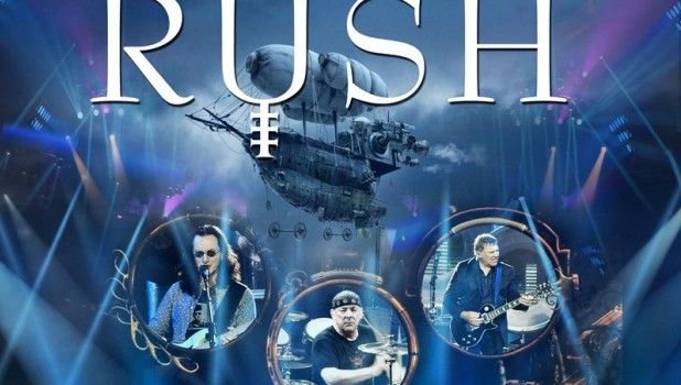 Rush DVD