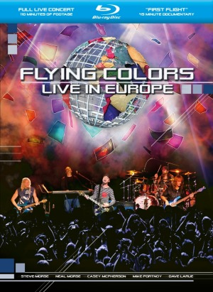 Flying Colors DVD