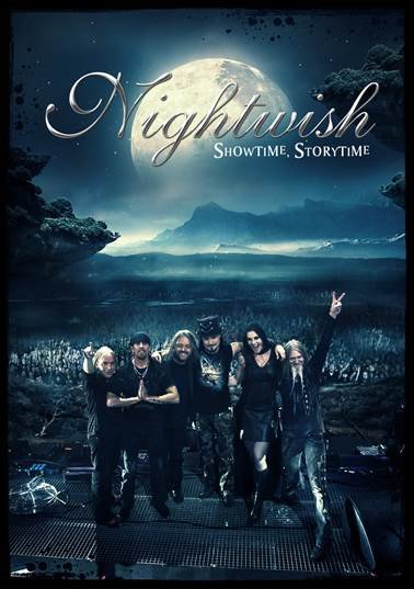 Nightwish ~ Showtime, Storytime DVD