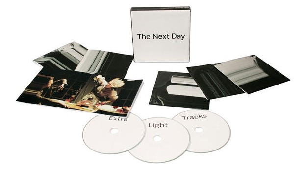 David Bowie ~ The Next Day three disc set