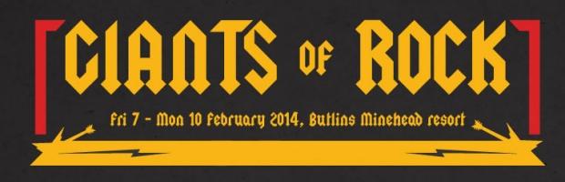 Giants Of Rock TPA banner
