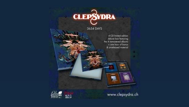 Clepsydra ~ 3654 Days