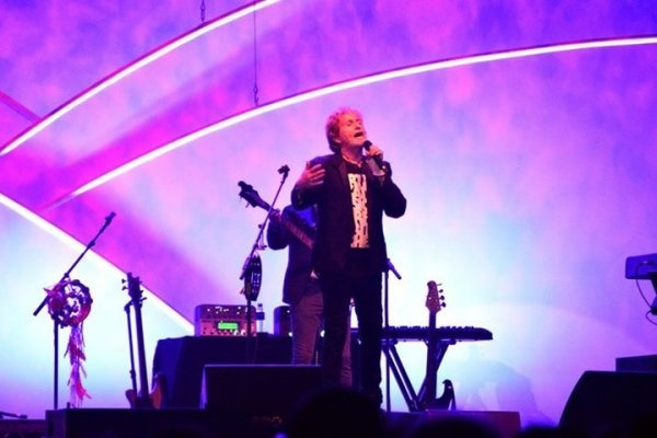 Jon Anderson, photo courtesy of Matthew North Music