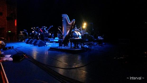 Lindsay Cooper Concert - Interval