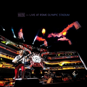 Muse ~ Live At Rome Olympic Stadium CD/DVD