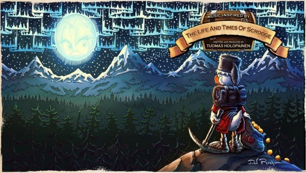 Tuomas Holopainen ~ The Life And Times Of Scrooge McDuck