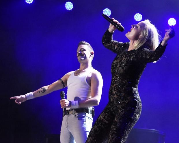 Queen Machine - Bjarke Baisner & Kerri Ellis