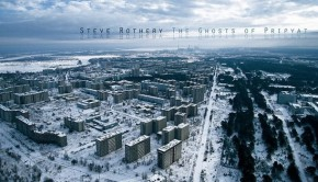 Steve Rothery ~ The Ghosts Of Pripyat