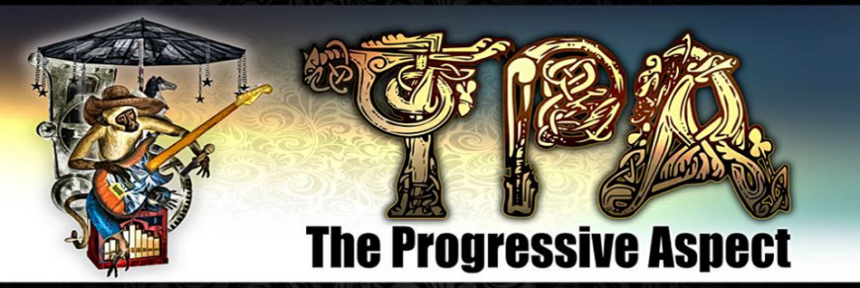 The Progressive Aspect – TPA – Progressive Rock News, CD Reviews, Concerts, UK Gig Guide, Interviews and More logo