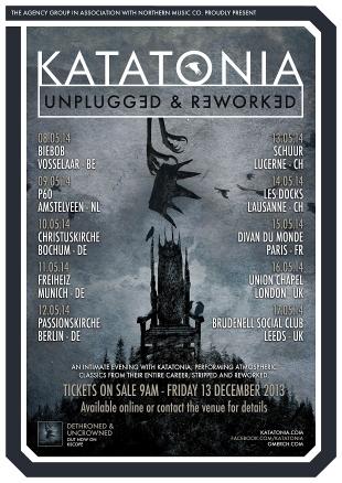 Katatonia poster