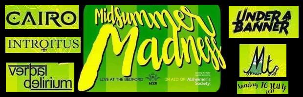 Midsummer Madness Banner