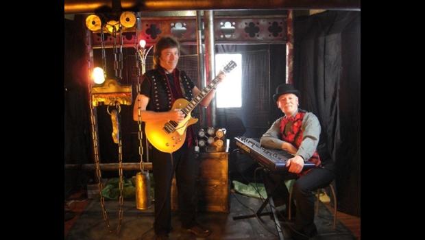 Nick Magnus & Steve Hackett