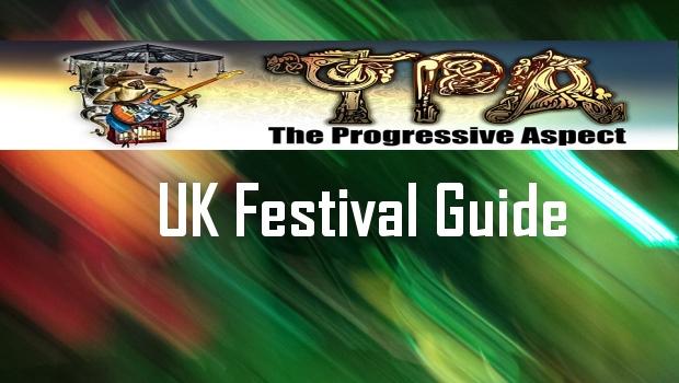 TPA UK Festival banner