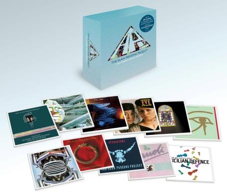 Alan Parsons Project Boxset The Progressive Aspect Tpa