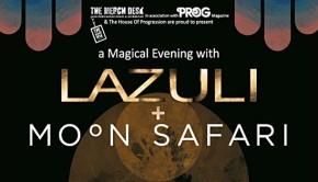 Lazuli & Moon Safari banner
