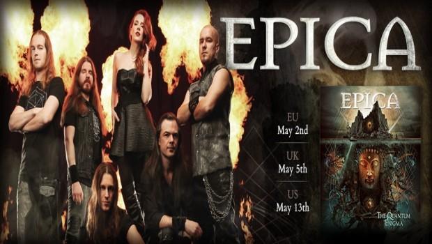Epica banner