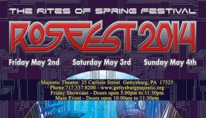 RoSfest 2014 banner