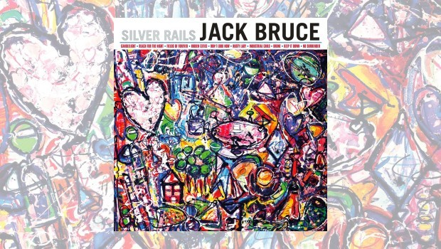Jack Bruce ~ Silver Rails