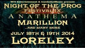 Night Of Prog Festival IX