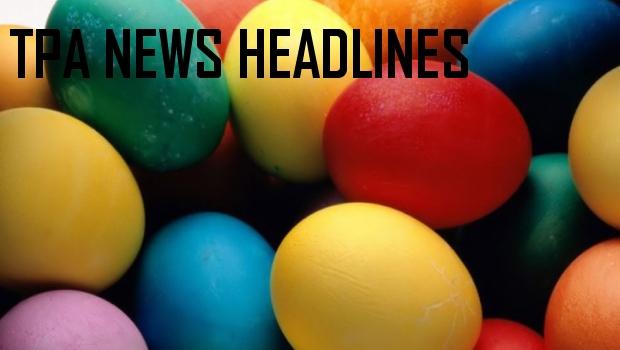 TPA Headlines April 2015