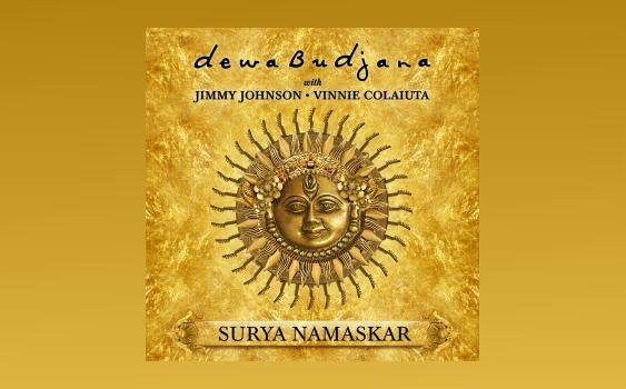 Dewa Budjana ~ Surya Namaskar