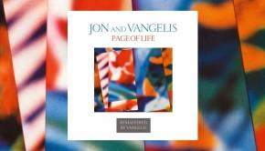 Jon And Vangelis ~ Page Of Life
