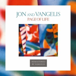 Jon And Vangelis ~ Page Of Life