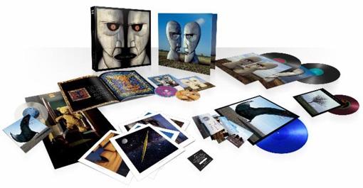 Pink Floyd TDB20 covers