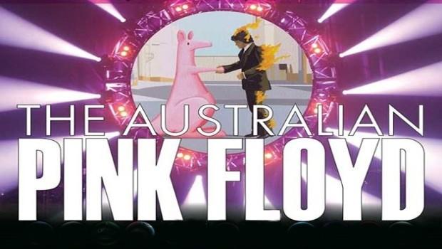 Australian Pink Floyd 2015 Tour banner