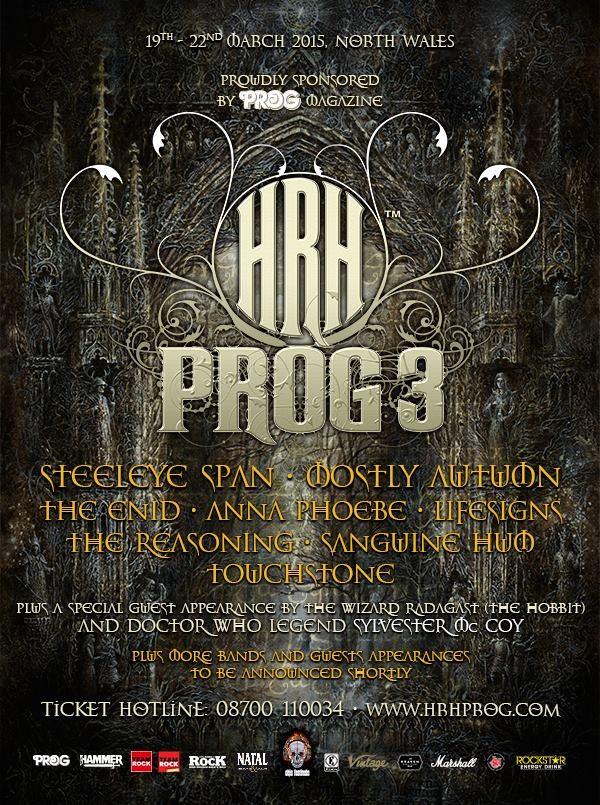 HRH Prog3 Poster