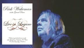Rick Wakeman ~ Live At Lugano DVD