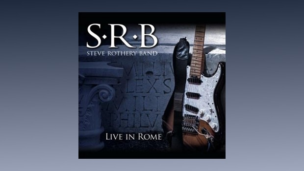 Steve Rothery ~ Live In Rome