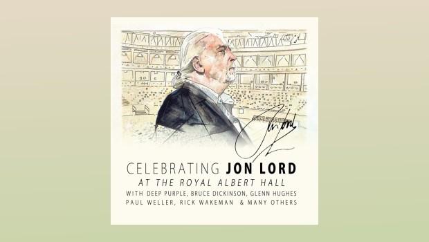 Jon Lord tribute DVD