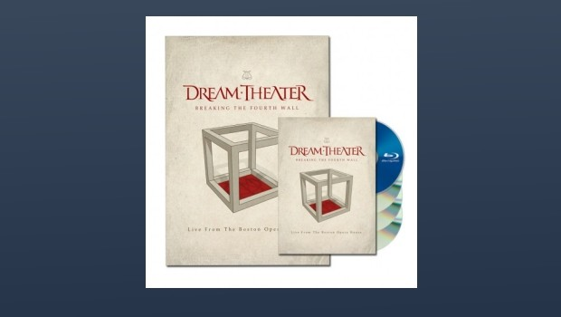 Dream Theater - Breaking The Fourth Wall Live