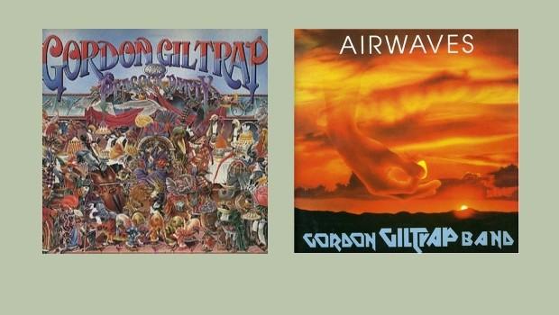 Gordon Giltrap - Peacock Party   Airwaves