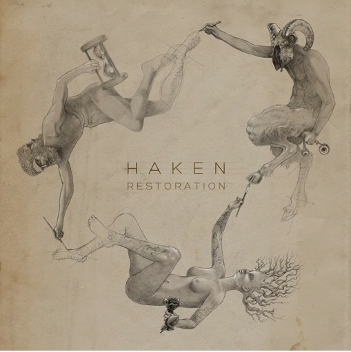Haken - Restoration EP
