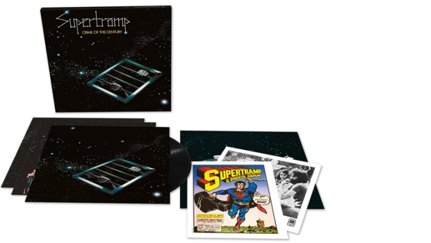 Supertramp Crime Of The Century 40 Years On The