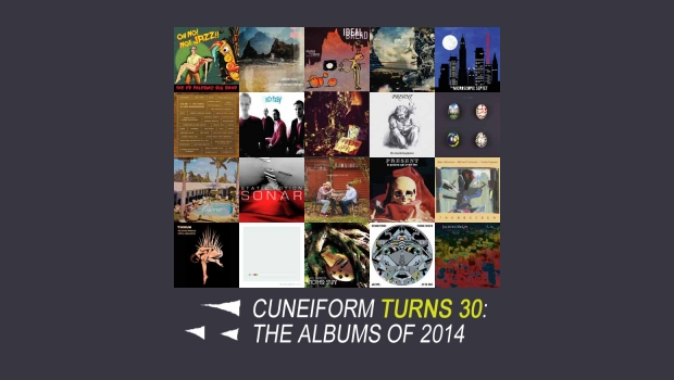 Cuneiform Records 30 Years banner