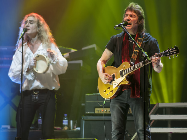 Steve Hackett (photo by Stuart Westwood)