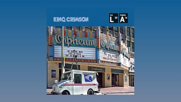 King Crimson - Live At The Orpheum