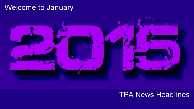 TPA New Headlines January 2015