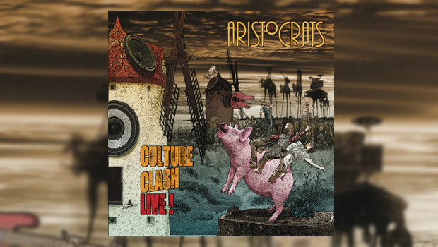 The Aristocrats - Culture Clash Live