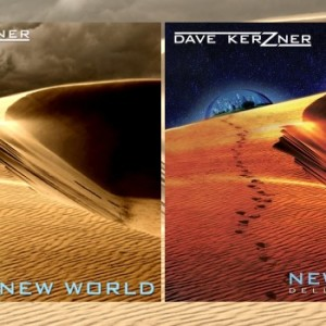 Dave Kerzner – New World (Standard & Deluxe Editions)