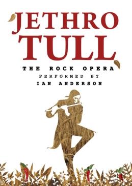 Jethro Tull Tour Posters