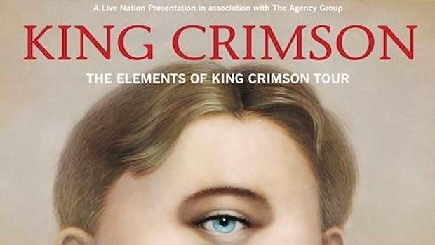 King Crimson tour 2015