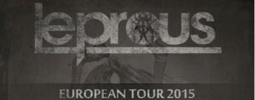 Leprous tour dates 2015